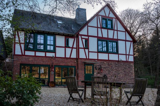 Alte Mühle im Hunsrück