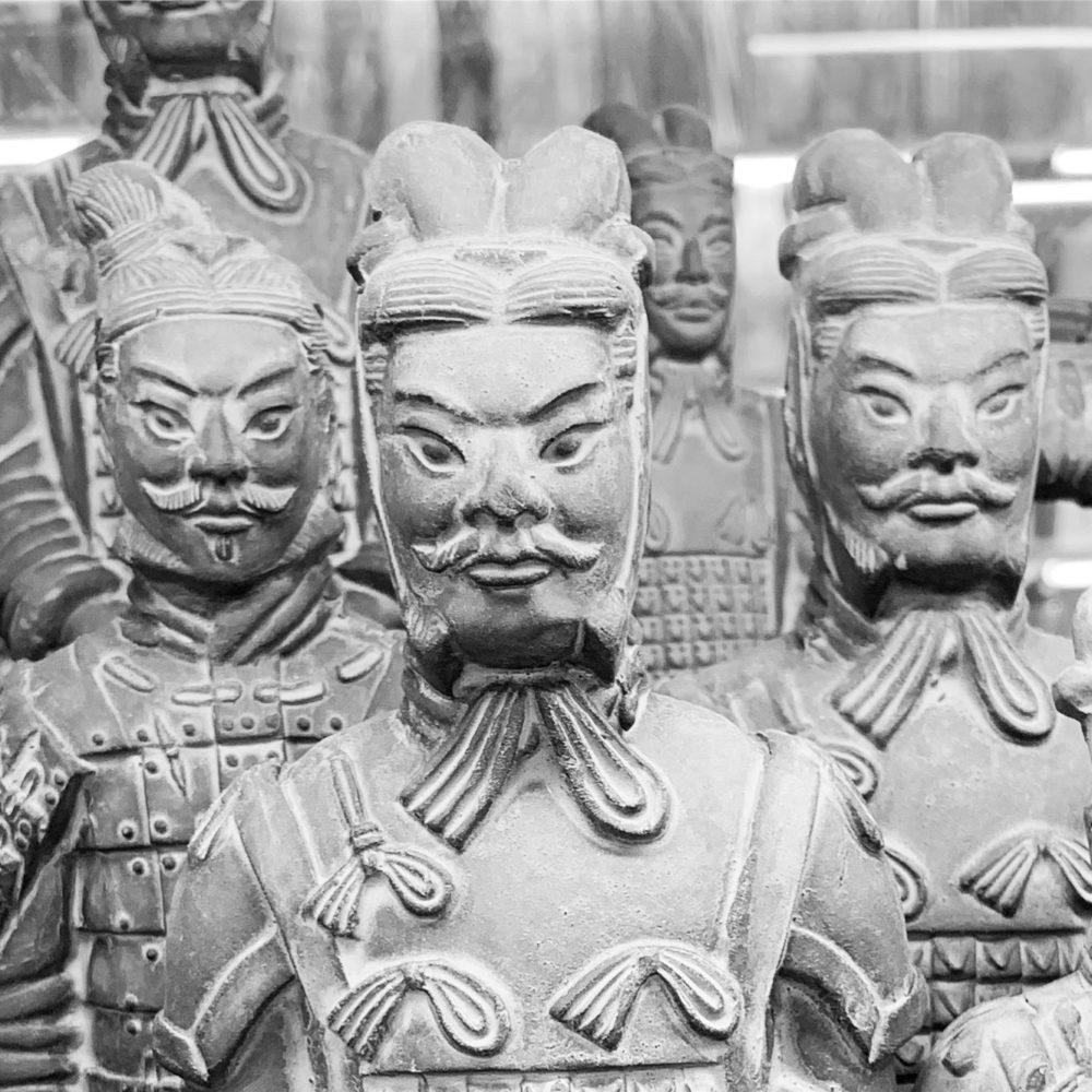 Terrakottasoldaten-xi'an-china